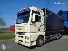 Camion châssis MAN TGA 26.400 XXL / Curtainside / Chassis / Manual / Euro 5