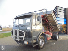 Camión Mercedes 1619 Tipper / Full Steel / Manual volquete usado