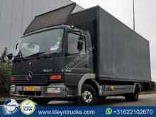 Camion Mercedes Atego 815 fourgon occasion