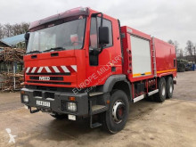 Iveco truck used wildland fire engine