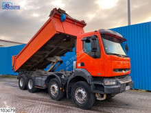Camion Renault Kerax 420 bi-benne occasion
