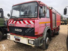 Camion Iveco pompiers occasion