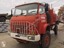 Lastbil brandkår Saviem SM 8