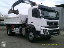 Volvo FMX 330 truck used two-way side tipper