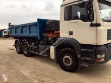 Camion MAN TGA 33.360 benne occasion