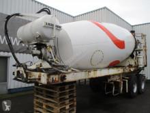 Equipamientos carrocería mezclador / cuba Mueller Mitteltal , Liebherr mixer HTM 1204 ,