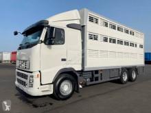 Camión remolque ganadero Volvo FH 480