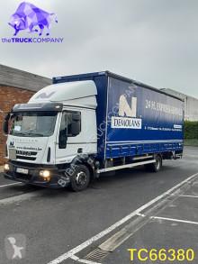Kamión plachtový náves Iveco Eurocargo