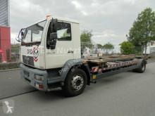 Camion MAN LE 18.220 Umsetzer - Rangierer- Wechselbrücke
