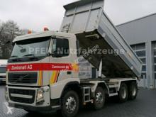 Camion Volvo FH13-420 8X4 DSK- Blatt-Blatt- 3x Bordmatic benne occasion