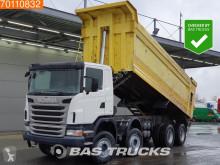 Scania G 400 truck used tipper