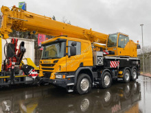 Liebherr Scania P410 mit LTF 1045-4.1 grue mobile occasion