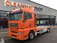MAN car carrier truck TGA 18.360