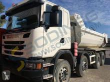 Scania G 490 truck used tipper