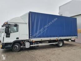 Camion plateau Iveco Eurocargo ML 75E18 4x2 SHD/Klima/NSW/2x Luftsitz