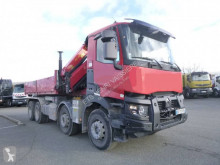 Camion polybenne Renault Gamme C 440.32 DTI 13