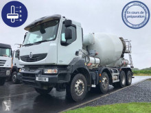 Renault concrete mixer truck Kerax 430 DXI