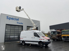 Mercedes platform commercial vehicle Sprinter 515 CDI