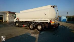 Kamión cisterna uhľovodíky Renault Midlum 320.26
