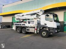 Putzmeister truck used concrete pump truck
