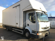 Renault Midlum 240 truck used plywood box