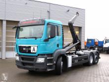 Ciężarówka Hakowiec MAN TG-S 26.440 6x2-2 BL Abrollkipper Gergen GRK 21 70