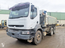 Camion Renault Kerax 370 DCI bi-benne occasion