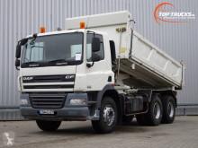 Camion DAF CF85 benă trilaterala second-hand