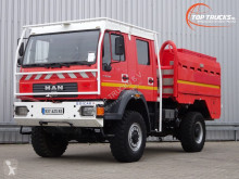 MAN LE 18.220 truck used fire