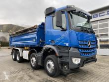 Mercedes Arocs 3245 8x4 Euro 6 Kipper Meiller Bordmatik truck used tipper