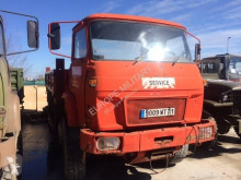 Renault TRM 4000 truck used fire