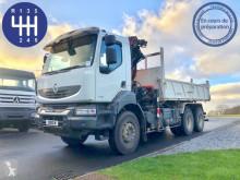 Renault flatbed truck Kerax 370 DXI