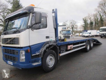 Volvo FM 380 truck used heavy equipment transport