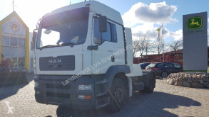 Camion MAN TGA MAN TGA 18410 fourgon occasion