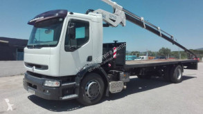 Camion Renault Kerax 260.19 plateau occasion
