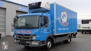 Teherautó Mercedes Atego 818 *Euro 5*Carrier Supra 550*MBB 1.5T*TÜV használt hűtőkocsi