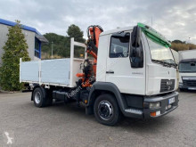 MAN LC 9.224 truck used flatbed
