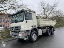Mercedes tipper truck 2651 K 6x4 V8 MP3 3-Seitenkipper Stahl Bordmatik