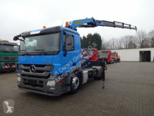 Mercedes exceptional transport tractor unit 1846 mit PK 22002 FH 4x Hydr.