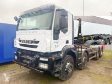 Kamión Trakker AD340T36 8x4 Trakker AD340T36 8x4 eFH. hákový nosič kontajnerov ojazdený
