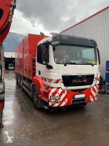 Camion MAN TGS 35.480 aspirateur occasion