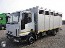 Camion Iveco Eurocargo 75 E 18 remorcă transport animale second-hand