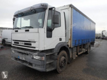 Iveco Cursor 190 E 24 truck used tautliner