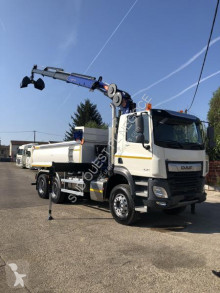 DAF 85 480 truck new two-way side tipper