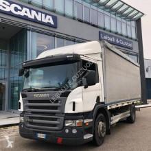 Ciężarówka Plandeka Scania P 270 DB
