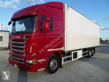 Scania R420 truck used mono temperature refrigerated