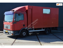 MAN TGL truck used box