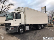 Mercedes mono temperature refrigerated truck Actros 2541