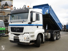 MAN three-way side tipper truck TGS TG-S 28.440 6x4H-4 BL 3-Achs Kipper Wechselsy Kipper SZM