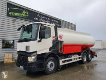 Renault Gamme T 380 truck used oil/fuel tanker